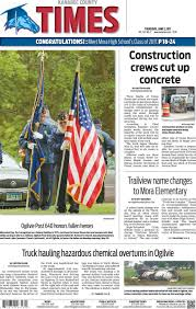 Dresser Methven Funeral Home by Kanabec County Times E Edition Dec 1 2016 By Kanabec County