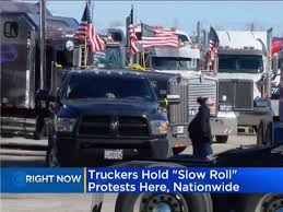 100 Truck Driving School San Antonio Drivers Held A Protest On Friday About Some Of The Biggest