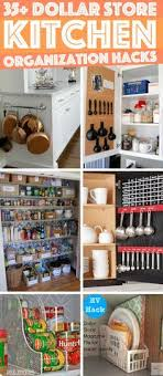 36 Dollar Store Kitchen Organization Hacks You Can Pull Off Like A Childs Play