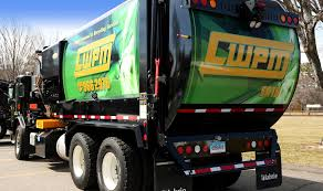 100 Garbage Trucks In Action CWPM Connecticut Dumpster Rentals Trash And Removal