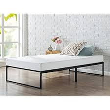 Amazon Zinus 14 Inch Platforma Bed Frame Mattress