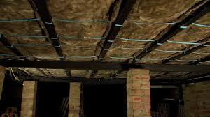 Floor Joist Spacing Nz by Au How To Install Earthwool Underfloor Insulation Youtube