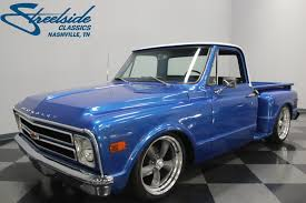1968 Chevrolet C10 | Streetside Classics - The Nation's Trusted ... Hemmings Find Of The Day 1972 Chevrolet Cheyenne P Daily Your Ride 1968 C10 Pickup 9 Most Expensive Vintage Chevy Trucks Sold At Barretjackson Auctions Mark Turners 68 Was Built By Brian Finch Hot Rod 2017 Silverado 2500hd 3500hd Warranty Review Car And The 1970 Truck Page 6772 Seat Covers Ricks Custom Upholstery Stepside For Sale 81561 Mcg Supercharged Chevy C10 Youtube New Used Sale In Md Criswell