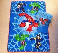 Tmnt Toddler Bed Set by Spiderman U0026 Friends Superhero Toddler Bed Crib Bedding Set