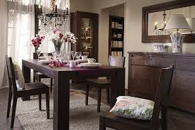 wonderful brown wood dining room table centerpieces have 4