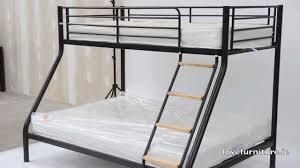 Triple Bunk Bed Plans Free by Triple Bunk Bed Metal Teri Triple Sleeper Youtube
