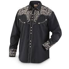 scully men u0027s 852 long sleeve western shirt 643193 shirts at