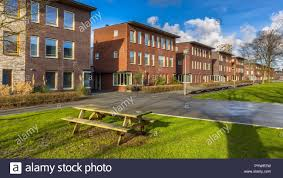 100 Contemporary Houses Large Semidetached With Picknick Bench