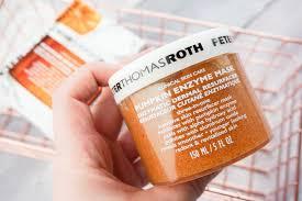 Pumpkin Enzyme Peel Benefits by Beauty New In On Trial U0026 First Impressions Eyelinerflicks
