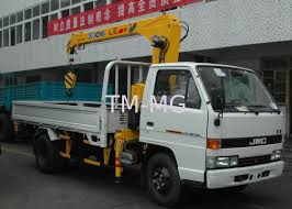 Xugong SQ2SK1Q 2.1ton Telescopic Truck Loader Crane