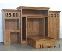 C 0010 Complete Wall Bed Unit This Rustic Style Will Look