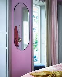 lindbyn spiegel schwarz 60x120 cm