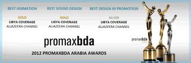 Best News Information Content Programme Campaign 2013 PromaxBDA World Gold Promotional Promax BDA Arabia Bronze