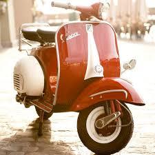 Classic Vintage Vespa A True Symbol Of Italy