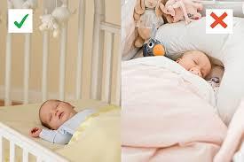 7 vital sleep rules to help keep your baby safe