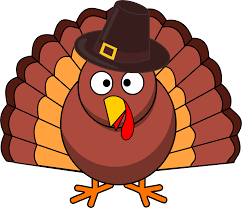 Brownie clipart thanksgiving 4