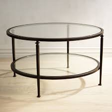 Pier One Sofa Table by Lincoln Tempered Glass Top Round Coffee Table Pier 1 Imports