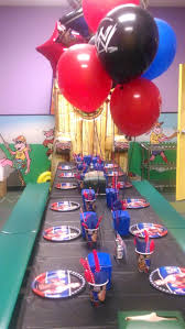 Wwe Wrestling Room Decor by 10 Best Real Event Wwe 5th Birthday Party Aka Kameronmania 5