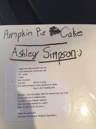 Ingredients For Pumpkin Pie Mix by Pumpkin Pie Cake U2013 A Real Fine Place