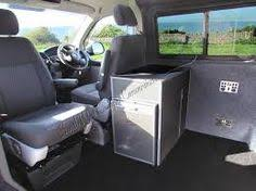 Image result for vw t5 camper full width bed T5 Pinterest