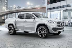 2018 Mercedes-Benz X-Class Luxury Pickup To Be Launched In ... Luxury Car Or Truck How Theory Of Culture Informs Business The Plushest And Coliest Pickup Trucks For 2018 2019 Lincoln Interior Auto Suv 10 Sports And Cars Get The Treatment Best Pickup Trucks To Buy In Carbuyer Your Favorite Turned Into Ram Unveils New Color For 2017 Laramie Longhorn Medium Duty Work Tricked Out Get More Luxurious Mercedes X Class New Full Review Exterior Meets Utility Benz Xclass Truck 3 American Pickups That Make Look Plain