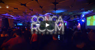 La Live Conga Room Los Angeles by Conga Room Saturdays Downtown La Live On Vimeo