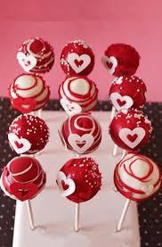 Red Valentine s Day Cake Pops 2014 DIY Valentine Food DIY Cake Pops For Valentines