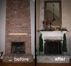 Paint Colors Living Room Red Brick Fireplace by Know Anything About Remodeling A Painted Brick Fireplace Brick