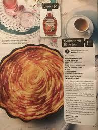 apfel tarte à la rewe