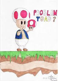 Coloriage Mario Bros Toad Darwing Wwwtopsimagescom