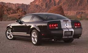2007 Ford Mustang Shelby GT Gallery