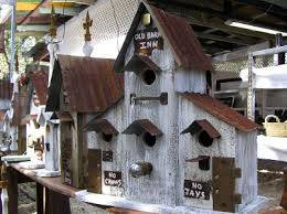 Rustic Bird Houses For Sale