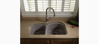 Kohler Sink Rack Biscuit by Woodfield Large Medium Under Mount Sink W Five Holes K 5839 5u