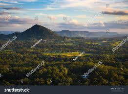100 Mount Tinbeerwah View Lookout Australia Stock Photo Edit