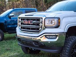 GMC Sierra K2 Edition Luxury Lifted Truck   Rocky Ridge Trucks 2017 Gmc Sierra Indepth Model Review Car And Driver 2013 Used 1500 Sle 4x4 Z71 Crew Cab Truck At Salinas Ford Lifted Trucks Hpstwittercomgmcguys Vehicles Chevy Bifuel Natural Gas Pickup Now In Production Truckon Offroad After Pavement Ends All Terrain Hd The New 2016 Pickup Truck Will Feature A More For Sale Pricing Features Edmunds 2018 2500hd Mountain Concept Treks To La Kelley Powerful Diesel Heavy Duty 2015 Canyon Longterm Byside With The Gm Reveals Resigned Chevrolet Silverdo