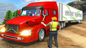 Offroad Truck Driving Simulator - Drive Truck With Trailer (game By ...