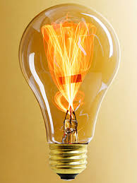 balafire flicker carbon filament light bulb 15 watt house of