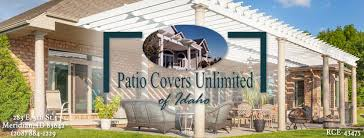 Patio Covers Boise Id by Patio Covers Unlimited Of Idaho Deck U0026 Patio Builder Meridian