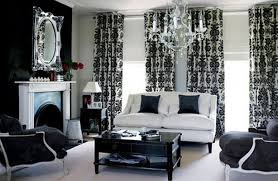 Black And White Living Room Ideas Red Cushions Rustic