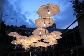 Creative Outdoor Wedding Lighting Ideas