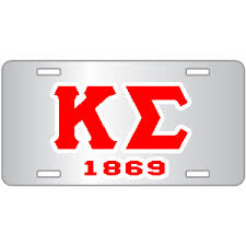 Kappa Sigma Letters Fraternity History Alumni Ampamp Must See
