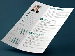 Photo Of Resume Illustrating One Writing Approach