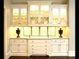 Built In Buffet Dining Room Hutch