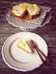 low carb karotten kuchen mit frischkäse frosting