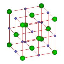 le de cristal de sel sel chimie wikipédia