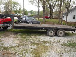 100 Bluegrass Truck And Trailer Flatbed Gooseneck Nice To Haul Equipment