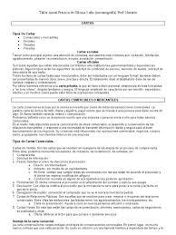 Documentos Comerciales Cartas Informes Circulares
