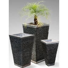 blumenkasten pflanzkübel blumenkübel 65 100cm höhe aus stein