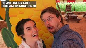 Pumpkin Patch Sacramento by Pumpkin Patch Corn Maze On Sauvie Island In Portland Youtube