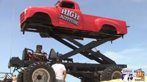 Tallest Truck In The World – HIGH ALTITUDE! | Flying Fast With ...